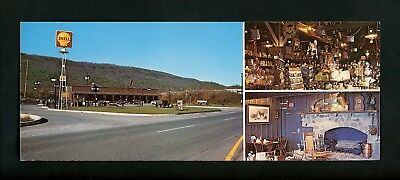 Oversized postcard Tennessee TN KY Cracker Barrel Old Country Store restaurant