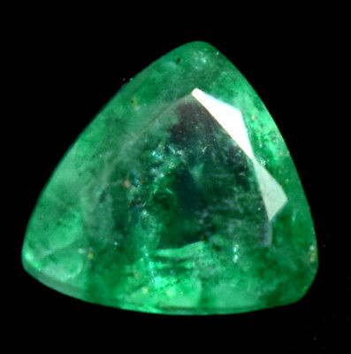 3.25 Ct Natural Green Colombian Emerald AGSL Certified Loose Gem From Muzo