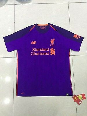 Brand new Replica Liverpool Away 2018/19 Football Shirt. Free Personalisation!