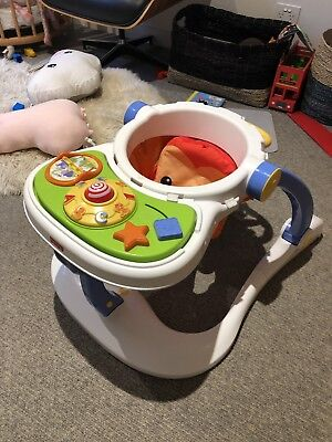 Baby Walker 12 months old, as new, used sparingly. P/U Inner Melbourne - No Res