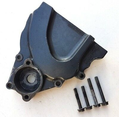 Kawasaki ZX-9R B  Engine Front Sprocket Cover Side Casing with Bolts 1995 ZX9R