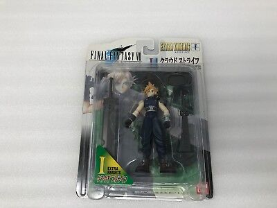 Final Fantasy 7 Extra Knights Cloud Strife Figure - New SEALED - MIP MIB