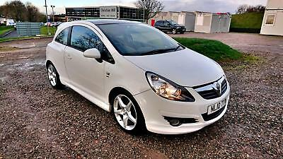 2010 Vauxhall Corsa 1.4i 16v ( 100ps ) SRi #FinanceAvailable