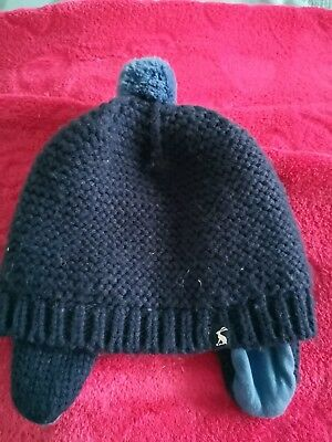 Joules baby boys Hat Aged 12--18months