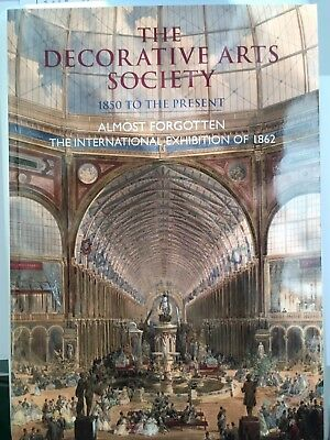 Decorative Arts Society Journal special issue on 1862 International Exhibition