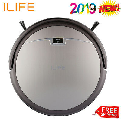 ILIFE A4S Smart Vacuum Cleaner Cordless Sweeping Cleaning Robot Remote Control