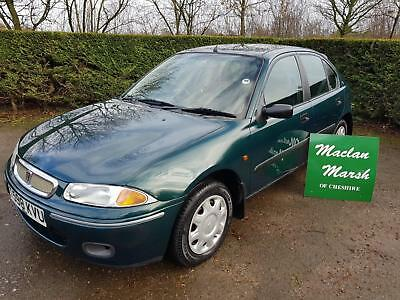 Rover 214 1.4i SE Ltd Edition Genuine 35000 Miles From New