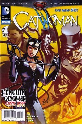 Catwoman Annual (2013) #   1 Near Mint (NM) DC Comics MODERN AGE