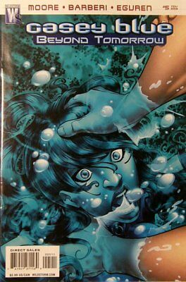 Casey Blue Beyond Tomorrow (2008 Ltd) #   5 Near Mint (NM) DC Comics MODERN AGE
