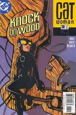 Catwoman (Vol 2) #  38 Near Mint (NM) DC Comics MODERN AGE