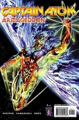 Captain Atom: Armageddon (2005 Ltd) #   1 Near Mint (NM) DC Comics MODERN AGE