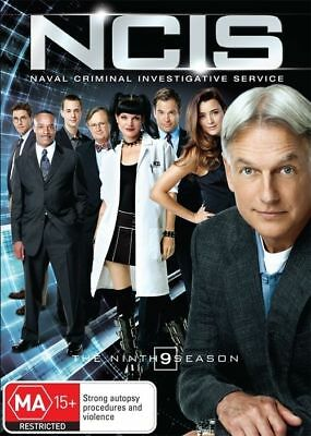 NCIS : Season 9 (DVD, 2012, 6-Disc Set) brand new