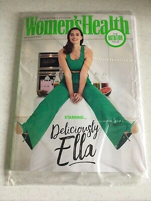 """Women""""s Health Magazine  Collector's edition October 2017"""