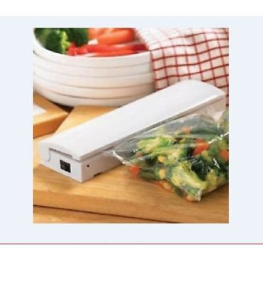 Kleeneze Reseal and save Bag Sealer - Lunch, food fresh - Battery powered SALE