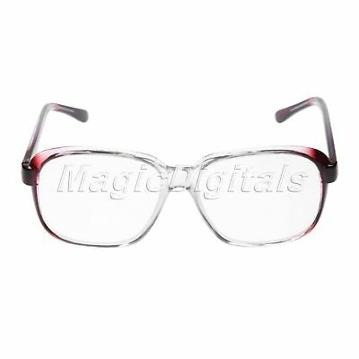 1 Pair X-Ray Protection Protective Lead Glasses Equivalent 0.5mmpb With a Box