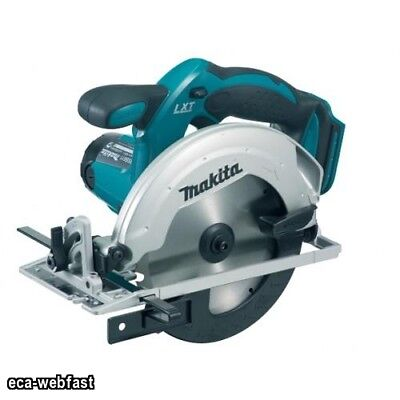 Makita Dss611 18V Lxt Cordless Circular Saw Body Brand New Uk Ce