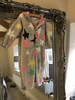 Marks and Spencer Baby Girls All In One - Age 1-2yrs *Super Soft* Worn Once