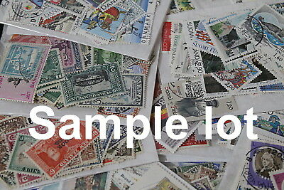 Quality Packets of 100 to 1000 Different Stamps - Select Area & Packet Size