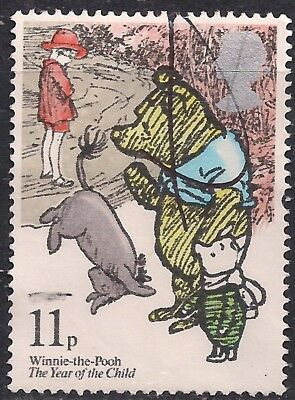 GB 1979 QE2 11p International Year of the Child used stamp SG 1093  ( J857 )