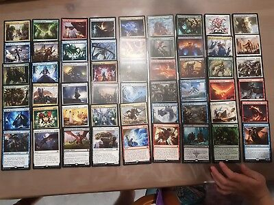Lot - 54 CARTE MAGIC MYTHIQUES DIFFERENTES