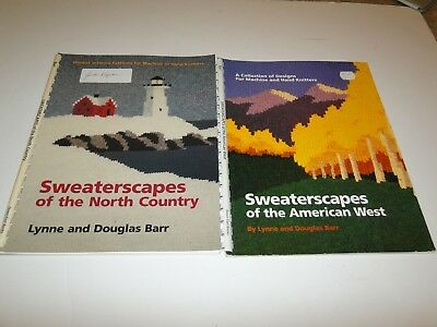 Sweaterscapes Of North Country And American West Lynne & Dougleas Barr Books