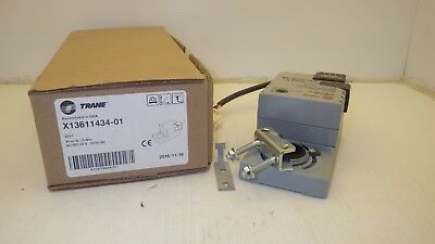 TRANE X13611434-01 DAMPER AC/DC 24V 50/60Hz 45 IN-LB / 5Nm, NIB