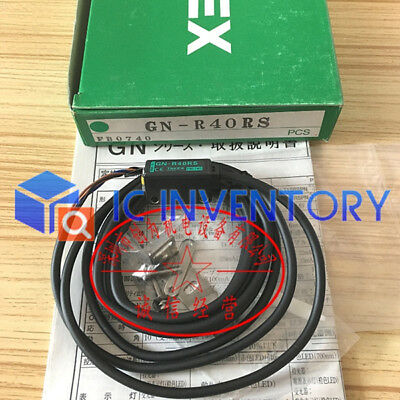 1PCS NEW For TAKEX Photoelectric Switch GN-R40RS GNR40RS
