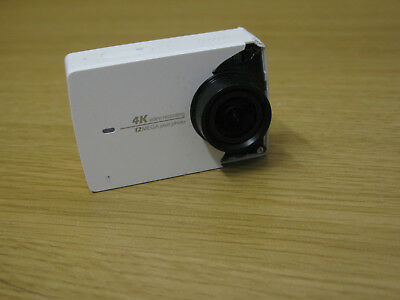 YI 4K Action and Sports Camera, 4K/30fps Video 12MP Raw Image ,FAULTY /WORKS (18