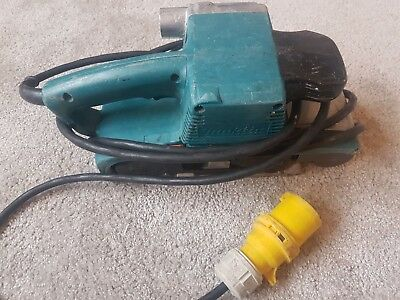 Makita 9404 110V belt sander