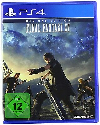 Final Fantasy Xv - Day One Edition - Ps4 Spiel