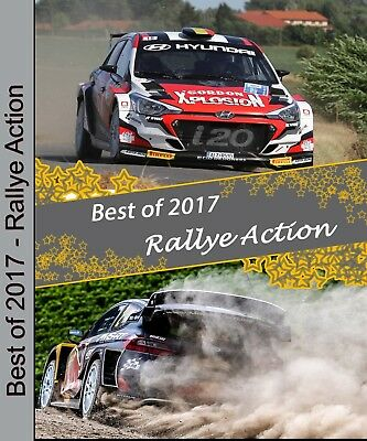 DVD: Best of Rally 2017 - Action pur!