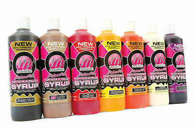 Mainline Active Ade Particle & Pellet Syrups 500ml PVA Friendly All Flavours