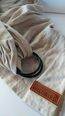 Wildbird Ring Sling - Double Solid Quail