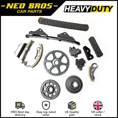 Timing Chain Kit for Honda Accord Civic CR-V 2.2 CDTi Diesel 04-08 N22A1 N22A2