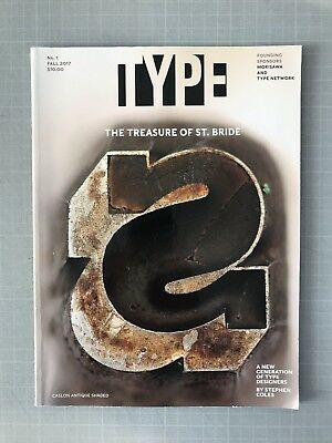 Type, Issue 1, Fall 2017