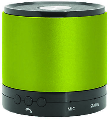 Hottips Portable Bluetooth Speaker Green- Carton of 4 - CASE OF 4