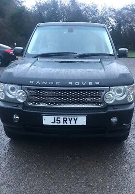Range Rover 4.2 Supercharged spares or repairs