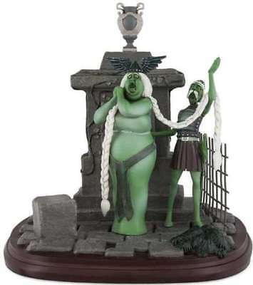 NEW! Disney Parks The Haunted Mansion Opera Singers Figurine Statue
