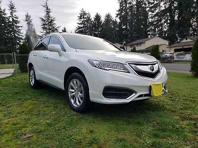 2017 Acura RDX Technology Package 2017 Acura RDX ** EXCELLENT CONDITION & LOADED! Tech PKG - ONLY 19.5k MILES!***