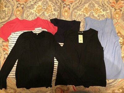 Nursing top lot XL
