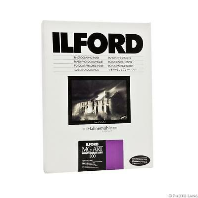 Ilford Multigrade Art 300 Photo Paper Mat 11x14in 10 Blatt 28x36