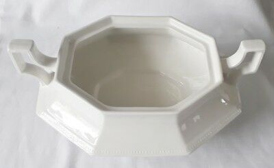 Johnson Brothers Heritage White Serving Tureen Base Only