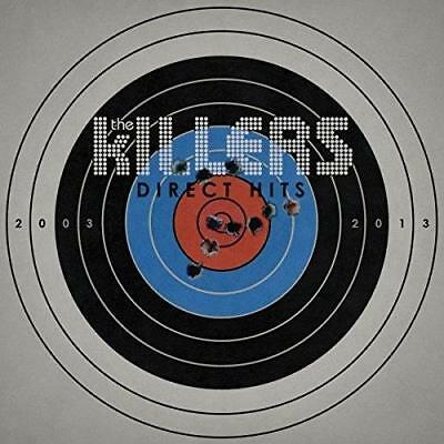 THE KILLERS - DIRECT HITS CD Inc Mr Brightside & Human (NEW) Best of