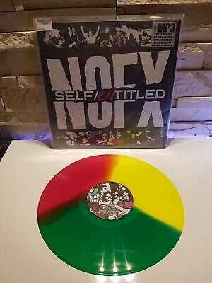 Nofx Self Entitled Tri Color Vinyl Lp
