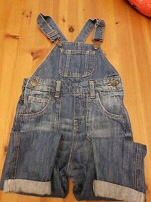 Boys Next Dungarees Age 3-4 Years