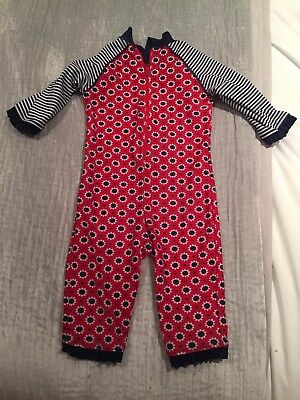 Girls Mothercare wetsuit/swimming costume age 18 - 24 months