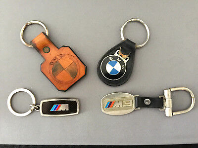 BMW Collectible Old Key Chains