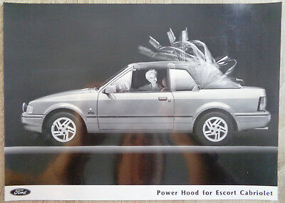 P0676 FORD EXCORT XR3i CABRIOLET