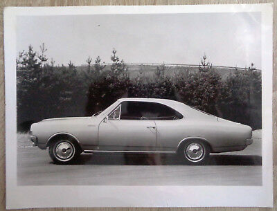 P0665 Opel Rekord Coupe