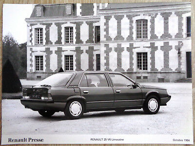 P0820 Renault 25 Phase 1 Heuliez V6 Limousine